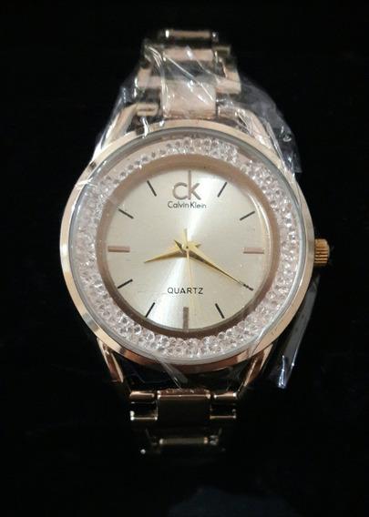 Relógio Feminino Calvin Klein Muito Bonito E Barato