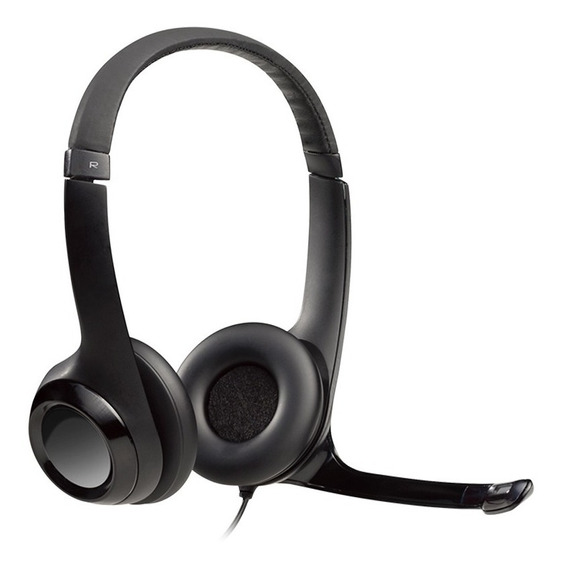 Audífono Con Micrófono Logitech H390 Usb - Logitech
