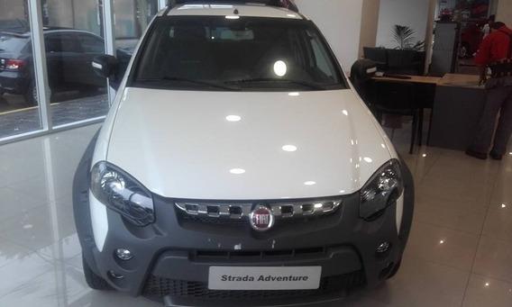 Fiat Strada 0km 2020 1.4 / 1.6 Tu Usado O Anticipo Minimo *j