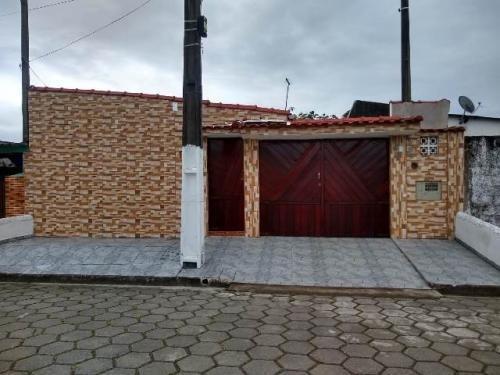 Casa A 800mts Da Rodovia Em Itanhaém-sp