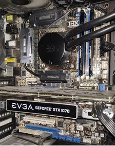 Kit Processador I7 2600k + Asrock P67 + 16gb - A Vista 1600