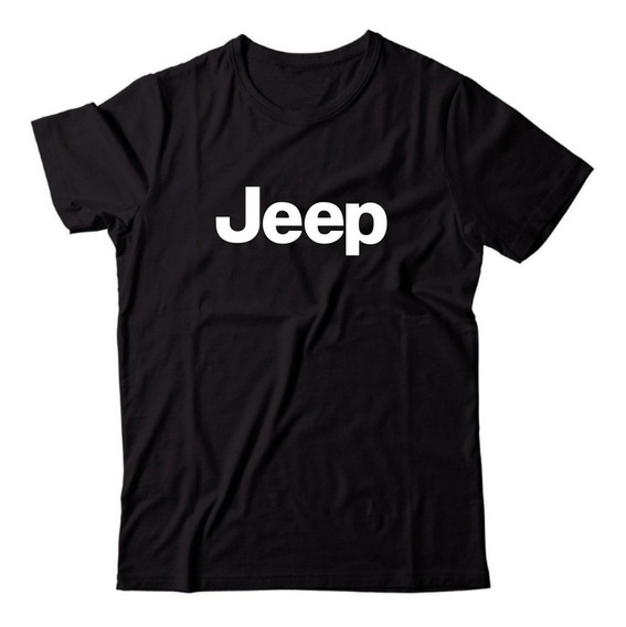 Camiseta Personalizada Jeep Willys 4x4 Off-road Troller