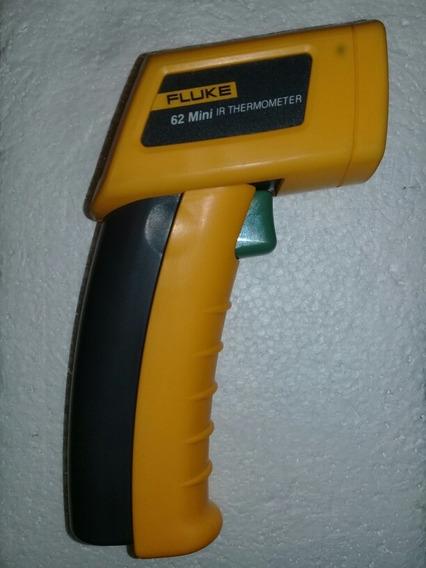 Fluke 62 Miniterm/ómetro infrarrojo
