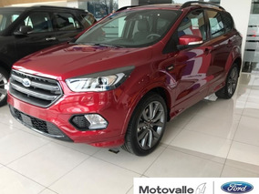 Ford Escape St Line 2019 Rojo Rubi