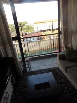 Apartamento Residencial À Venda, Jardim Consórcio, São Paulo. - Ap1895