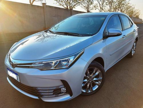 Imagem 1 de 15 de Toyota Corolla 2.0 Xei 16v 2018/2019 Prata