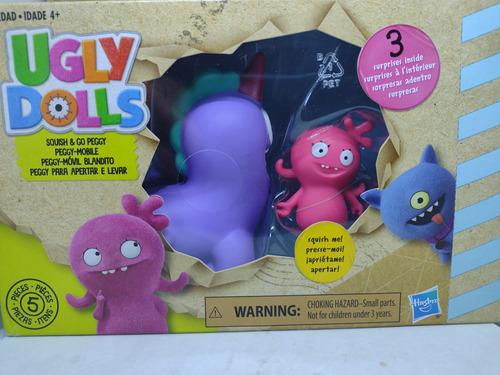Ugly Dolls Hasbro Nuevo Paquete De 3