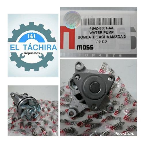 Bomba De Agua Mazda 3 6 Ford Ecosport Focus 2.0