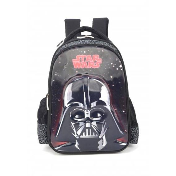 Mochila Star Wars Preta Is33051 Acompanha A Capa Do Persona