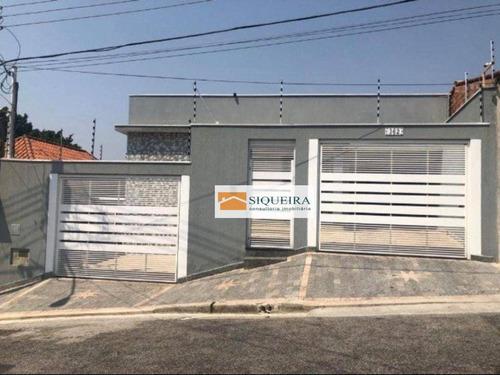 Imagem 1 de 20 de Casa Com 4 Dormitórios À Venda, 377 M² Por R$ 1.350.000 - Jardim Santa Rosália - Sorocaba/sp - Ca2158