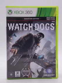 Watch Dogs Xbox 360 Original Mídia Física