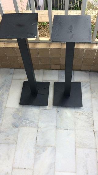 Pedestal Para Cxs De Som Shelfe Sestante)// Bose B&w Jbl