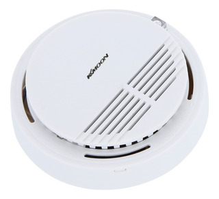Detector De Humo De Incendio Fotoeléctrico Autónomo De Alarm