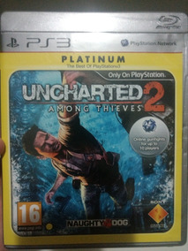 Jogo Ps3 Uncharted 2 Original