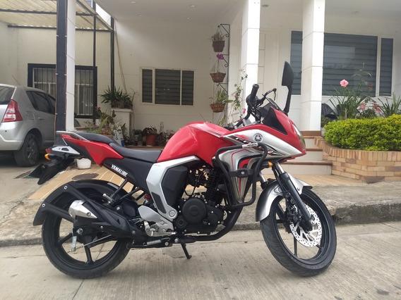 Yamaha Fazer 2.0 150cc