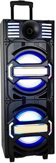Bafle Potenciado 2x 12 Impact Two Portatil Bluetooth As3212