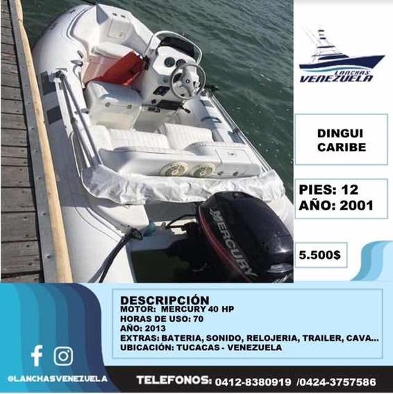 Dingui Caribe 12 Lv180