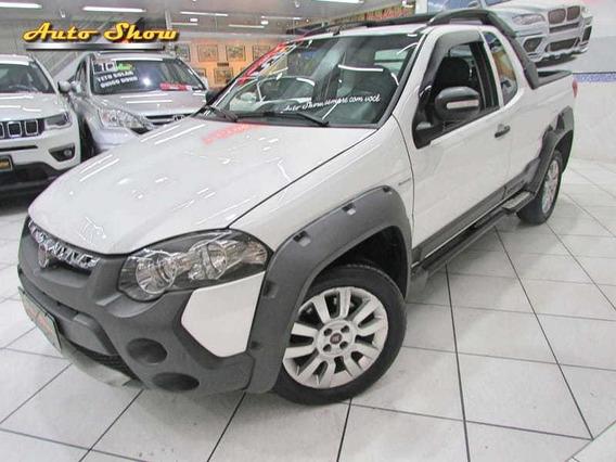 Fiat Strada Adventure 1.8 Dualogic Ce