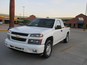 2007 Chevrolet Colorado Cabina Y Media Americana Sin Legaliz