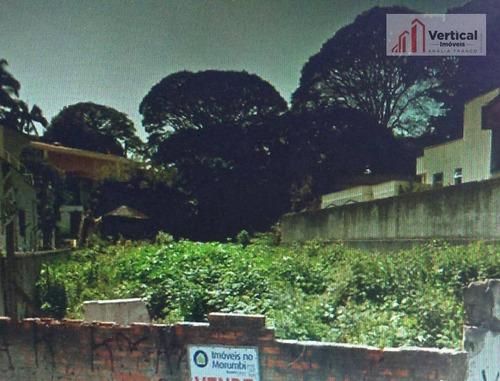 Imagem 1 de 3 de Terreno Residencial À Venda, Morumbi, São Paulo - Te0421. - Te0421