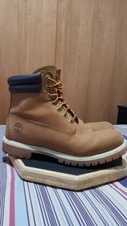 Bota Timberland Premium 6-inch Tipo Yellow Boot Tam. Us 10.5