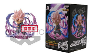 Goku Black Rose - Wcf Burst - Banpresto Bandai