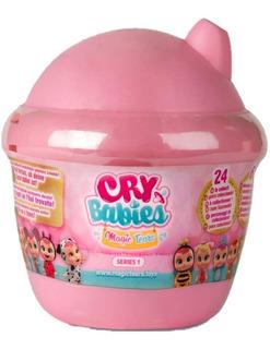 Cry Babies Botella Casa Tetero Muñeca Y Accesorios