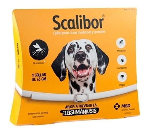 Collar Antipulgas Perro Scalibor 65 Cm