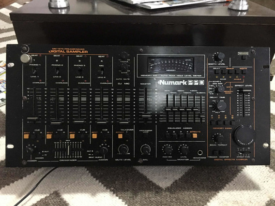 Mixer Numark Dm - 1975 -