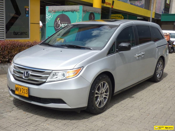 Honda Odyssey Exl At 3.5