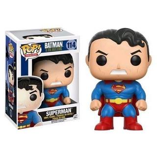 Funko Pop The Dark Knight Returns # 114 - Superman (px Excl