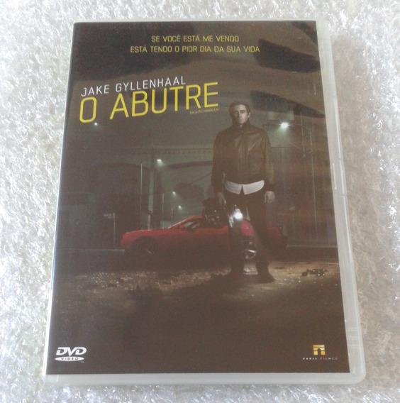 Dvd - O Abutre - Raro - Legendado (frete R$10)