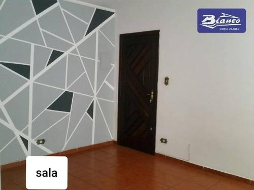 Imagem 1 de 14 de Apartamento Com 2 Dormitórios À Venda, 56 M² Por R$ 180.000,00 - Vila Rio De Janeiro - Guarulhos/sp - Ap2974