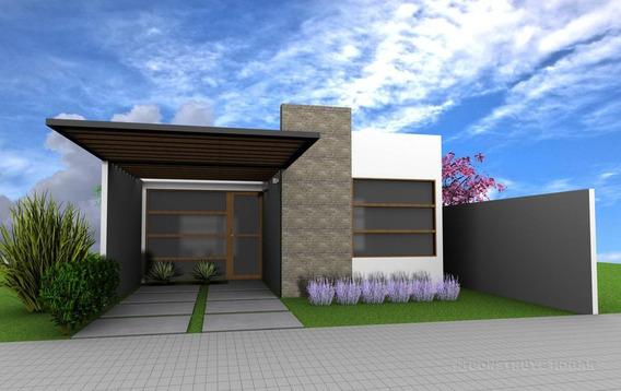 Casa A Construir - Barrio Parque Matheu - Entrega En 5 Meses - Precio Incluye Terreno