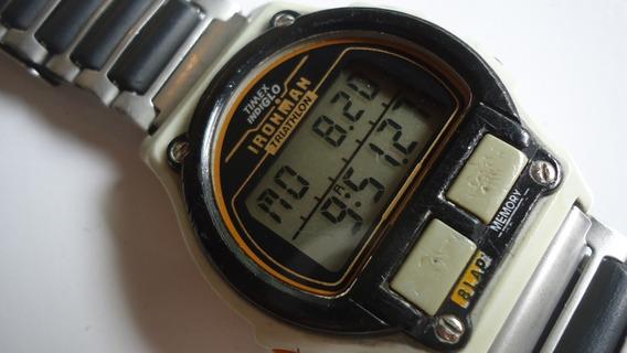 Relogio Timex Idiglo Ironman Triathon Water Resistant 100 M