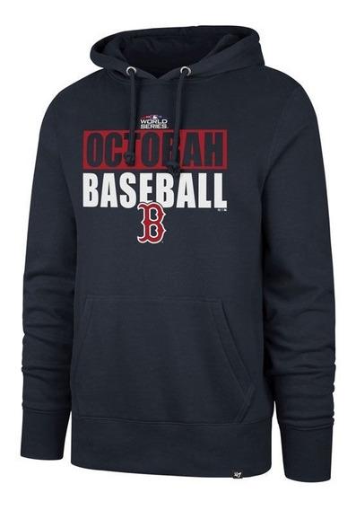 Sudadera Boston Red Sox Octobah Ws 2018