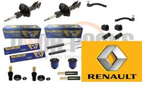 Amortecedor Dianteiro Traseiro + Kit Renault Sandero Stepway