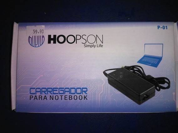 Carregador Hoopson Para Notebook