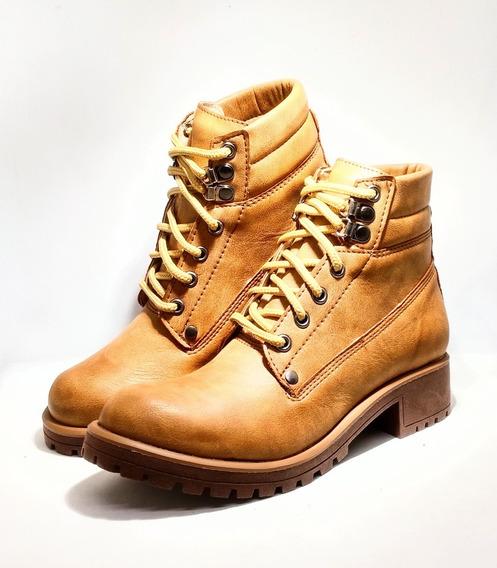 Borcego Bota Mujer Savage Art Bor 170 Zona Zapatos