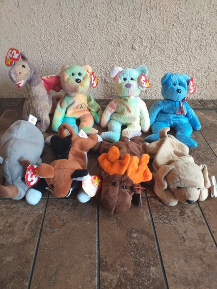 Peluche Ty. Beanie Babies Coleccionable