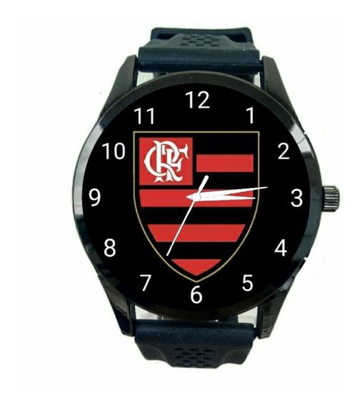 Flamengo Relógio Masculino Promoção Oferta Novidad Time T585