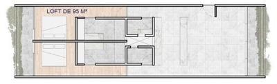 Rinconada Lofts, Departamento 102 En Venta, Col. Tacuba (ld)