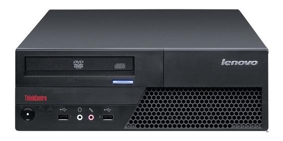 Computador Lenovo Dual Core Em Perfeito Estado