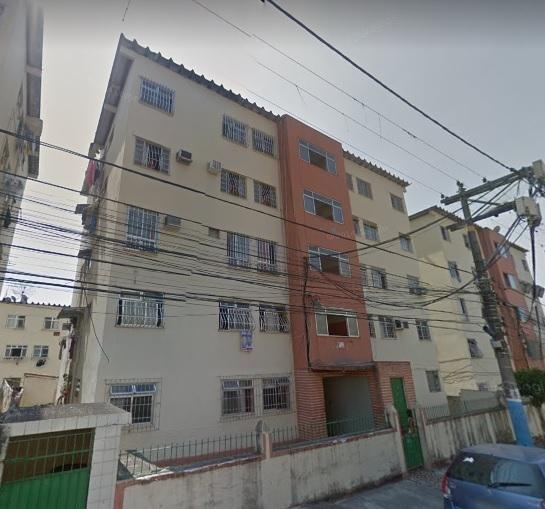 Apartamento Em Brasilândia, São Gonçalo/rj De 49m² 2 Quartos À Venda Por R$ 100.000,00 - Ap212220