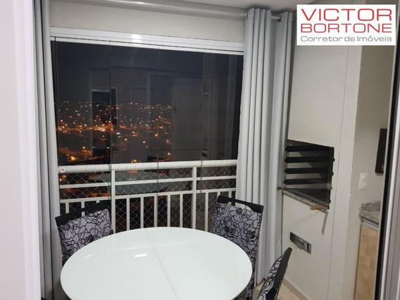 Apartamento De 3 Dormitórios 1 Suíte 2 Vagas Jardins Ipoema - 611