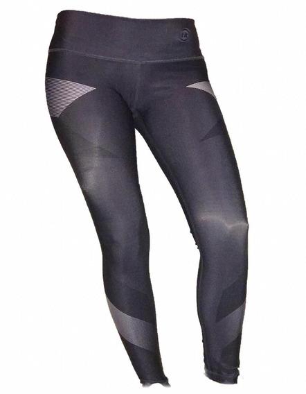 Pantaloneta Leggings Dama Sport Fitness Deportivo Lycra