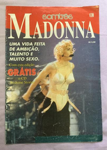 Revista Somtrês - Madonna