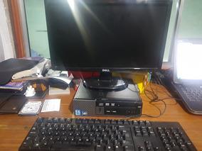 Cpu Optiplex 990 I5 4gb Memoria 250hd Monitor E Teclado