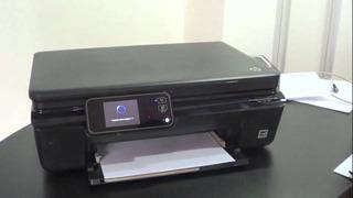 Impresora Hp Deskjet 5525 Negro No Funciona