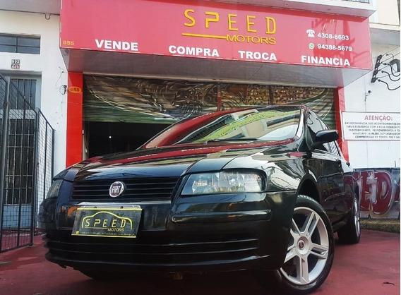 Fiat - Stilo 1.8 Flex - 2007 - Aceito Troca - Financio
